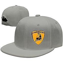 Xianak Lamborghini Emblem Adjustable Baseball Hat & Cap