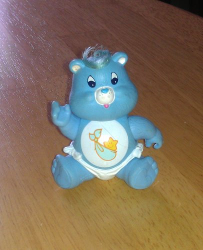 1984 Vintage Poseable Baby Tugs Care Bears (Vintage Kenner Care Bears)