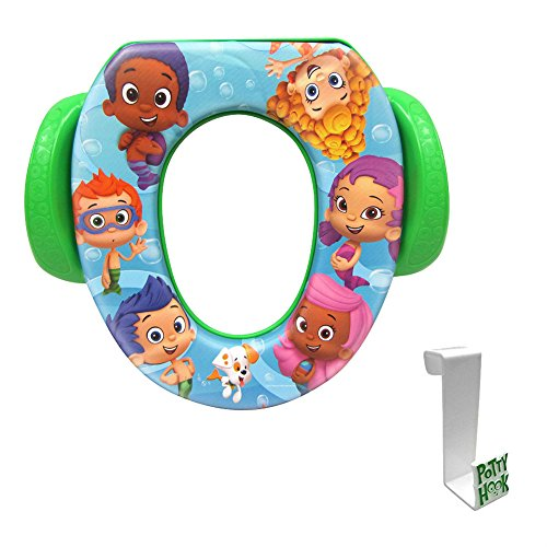 Bubble Guppies Soft Potty Seat with Toilet Tank