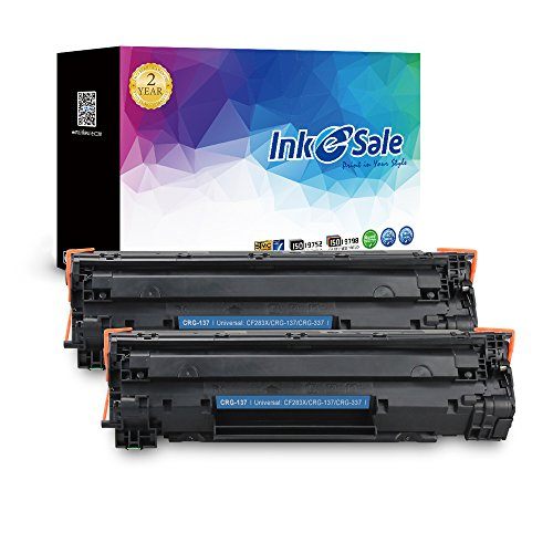 Ink e sale compatible 2 pack canon 137 for canon for Ink sale