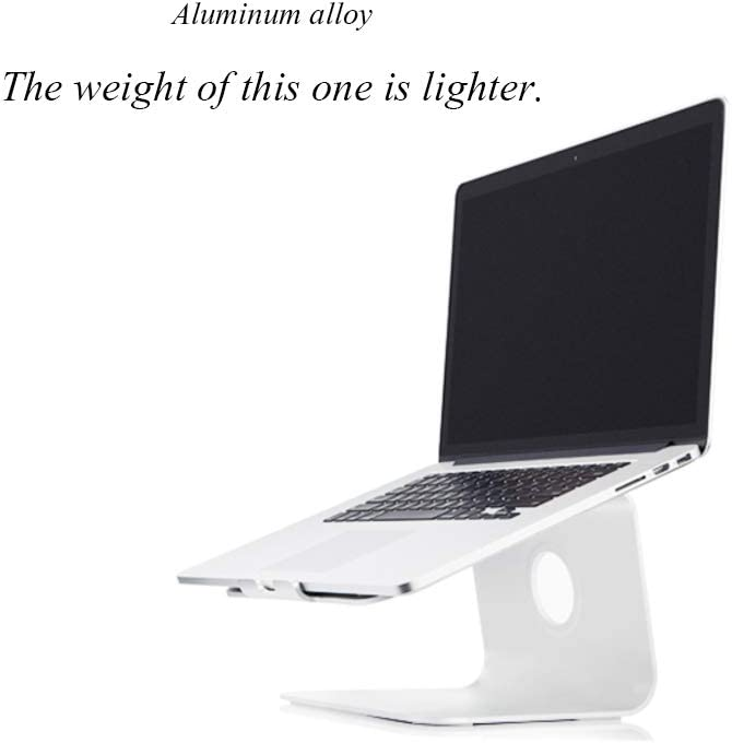 Universal Portable Laptop Stand Bestand Aluminum Cooling Macbook Computer Stand Supporter Holder For Apple Macbook Air Macbook Pro All Notebooks Notebook Stand Base Bracket-b 25x23x16cm 10x9x6