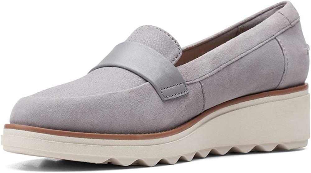 Clarks Women's Sharon Loafer Max 88% OFF Max 57% OFF Gracie