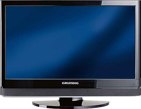 Grundig 22 – 2010 T/C 55,8 cm (22 pulgadas) LCD de televisor (HD Ready, sintonizador DVB-T/C, grabación USB, WM Acción) Negro: Amazon.es: Electrónica