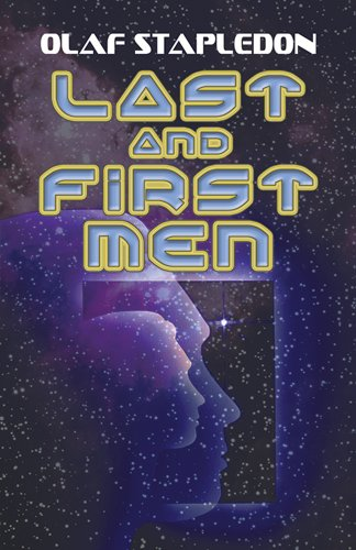Book cover for Last and First Men