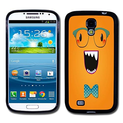 Handy Hülle TPU Silikon Case Etui Tasche Schutzhülle Schutz Auswahl-11 (Design 4) für Apple Iphone 4 / Iphone 4 S - Handy Kondom Case Silicon Hülle Schutz
