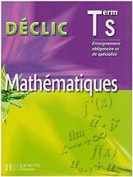 Mathématiques Tle S : Enseignement obligatoire et de spécialité