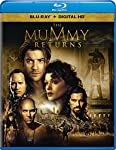 Cover Image for 'The Mummy Returns [Blu-ray + Digital HD]'