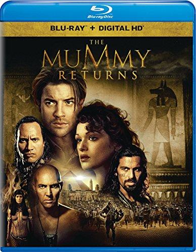 The Mummy Returns (Blu-ray + Digital HD)