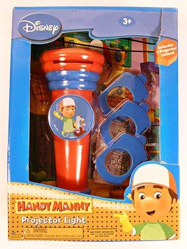 Disney Handy Manny Projector Light by Disney
