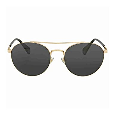 670a8aff8b Ralph by Ralph Lauren Women s Metal Woman Non-Polarized Iridium Round  Sunglasses