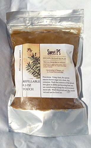 Brown Sugar And Honey Body Scrub - 8
