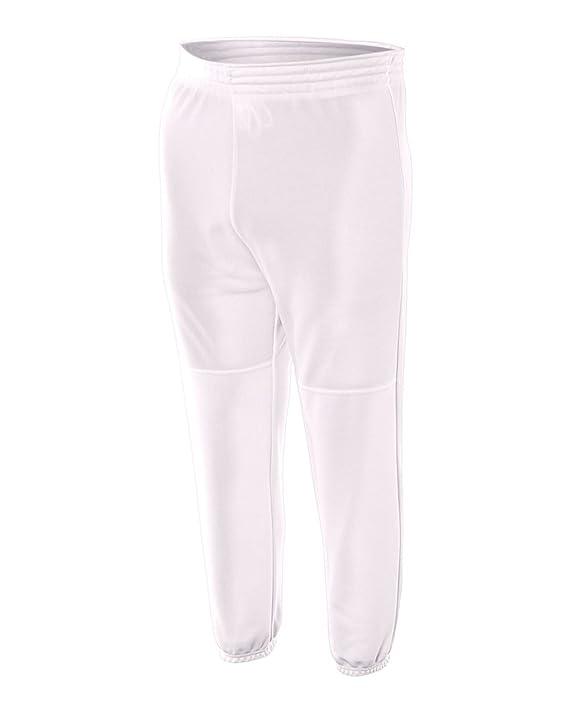 Youth Baseball Base Ball Pants Pull up 100/% Polyester Pullup Elastic Waist New