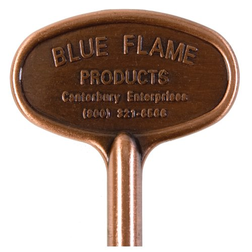 Blue Flame NKY.8.08 8 in. Universal Key Antique Copper
