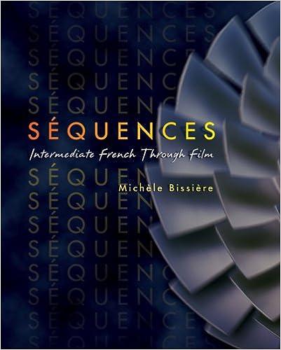 Sequences: Intermediate French through Film