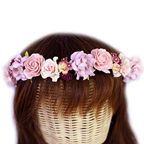 Truck Nuts Costume (flower crown, bridal crown, wedding headpiece, Rustic headpiece, bridal head piece, headbands, flower headband 04)