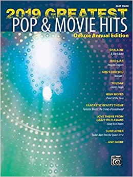 2019 Greatest Pop & Movie Hits: Deluxe Annual Edition: Dan Coates