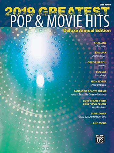 2019 Greatest Pop & Movie Hits: Deluxe Annual Edition