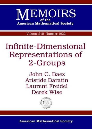 Infinite-Dimensional Representations of 2-Groups (Memoirs of the American Mathematical Society, Number 1032)
