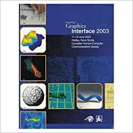 Book Graphics Interface 2003: Conference Proceedings (Graphics Interface Proceedings)