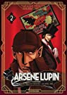 Arsène Lupin, tome 2 : Contre Herlock Sholmès, La lampe juive par Morita