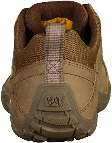 Caterpillar Mens P721362 Arise Suede Shoes Brown