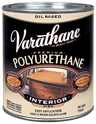 (Rust-Oleum 9141H 242177H Oil Polyurethane, 1-Quart, Satin Finish)