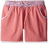 Columbia Girls Tidal Pull-On Shorts, Lollipop, Large
