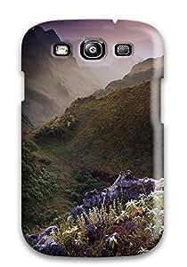 New Arrival Premium S3 Case Cover For Galaxy (limestone Mountain Thailand)