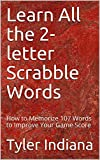 Learn All the 2-letter Scrabble Words: How to