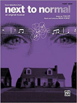 Book Next to Normal (Vocal Selections): Piano/Vocal/Chords