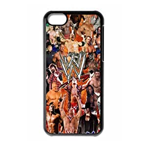 iPhone 5C Custom Cell PhoneCase WWE Case Cover WWFF34192