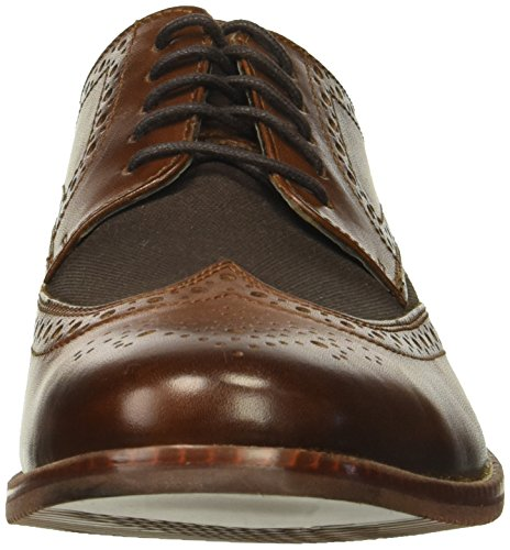 discount wholesale cheap price free shipping Rockport Men's Style Purpose Wingtip Shoe Dark Brown Leather free shipping view under $60 cheap price oqqzn74B