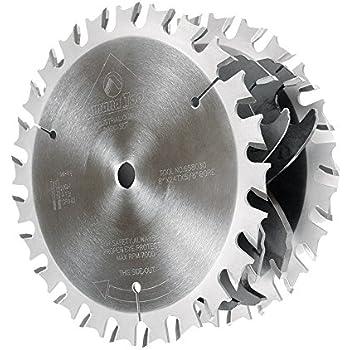 Amana tool 658030 carbide tipped dado 8 inch d x 24t atbft 5 deg amana tool 658030 carbide tipped dado 8 inch d x 24t atbft 5 greentooth Choice Image