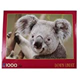 1000 piece Down Under Koala Bear jigsaw Puzzlw