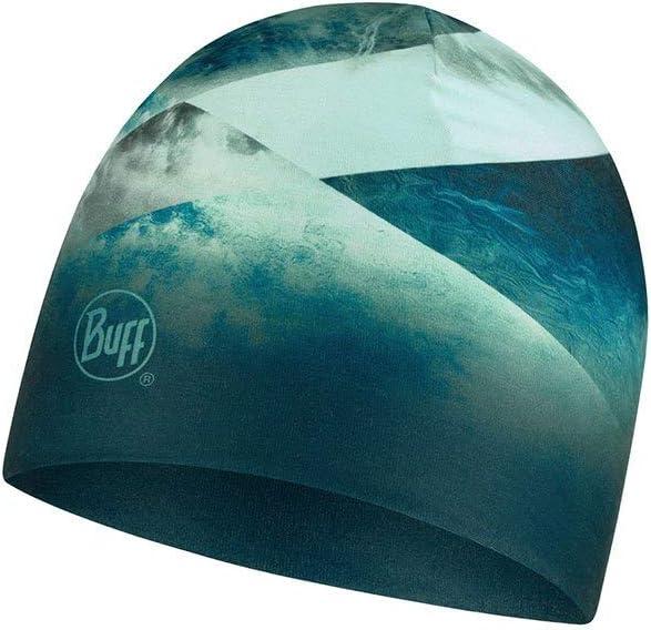 One Size Meadow Mauve Unisex Adult Original Buff Microfiber Reversible Hat Serra Hat