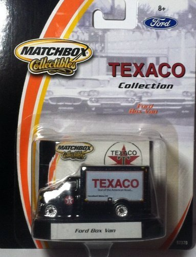 MATCHBOX COLLECTIBLES TEXACO COLLECTION 1:64 SCALE #1 OF 6 FORD BOX VAN