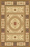 Spectrumrug Area Rug, Amelia Ivory Taupe10'x13′ Picture