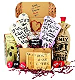 #10: Wine Gifts for Women Surprise Box - Perfect Birthday Gift Basket for Women or Wine Basket Birthday Box