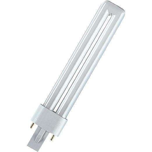 Osram Leuchtmittel Energiesparlampen DULUX S 7 W//830