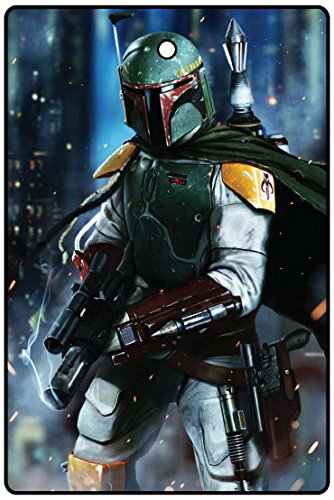 (Boba Fett Bounty Hunter Car Air Freshener)
