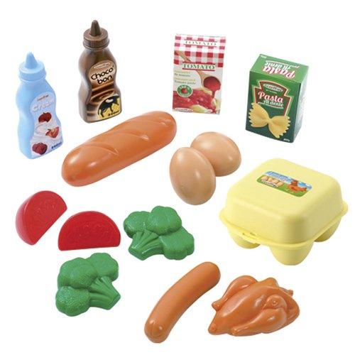 28 opinioni per Ecoiffier- Giocattolo, Set alimenti in plastica