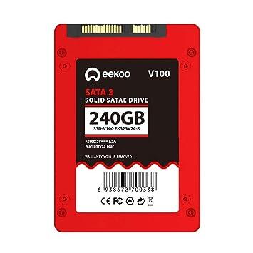 ALRY Disco Duro De Estado Sólido TLC De 2.5 GB SSD SATA3.0 6 GB/S ...