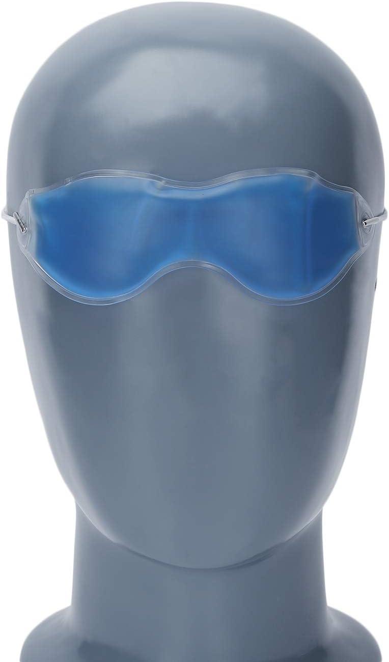 Masques pour le sommeil FairytaleMM Masques pour les yeux en /ét/é Cool Ice Masque pour les yeux Soulagement des maux de t/ête pour le sommeil Fatigue pour les yeux Cernes Retirer le gel