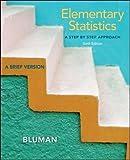 Elementary Statistics, Bluman, 0073386111