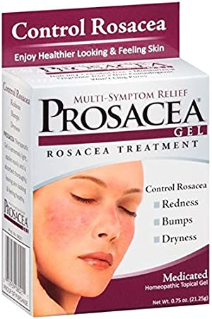 Amazon Com Prosacea Rosacea Treatment Gel 0 75 Ounce Health