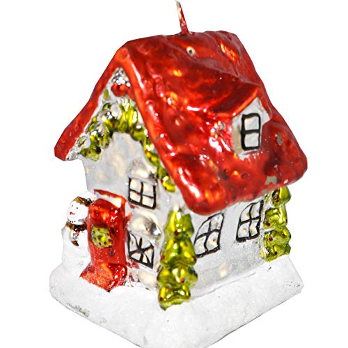 Mon Epicerie Fine de Teroir Bougie Maison du Pè re Noel