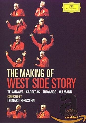 The Making of West Side Story - Leonard (Leonard Bernstein Dvd)