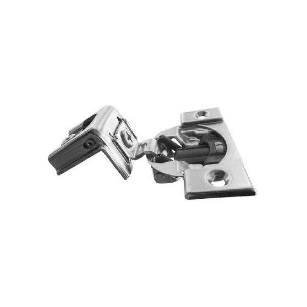 Blum Compact 39C Blumotion Wraparound Screw-On Hinge & Plate - 1-1/2'' Overlay (50 Pack)