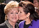 Carrie Fisher Debbie Reynolds Photo 4x6 Movie TV Collectibles Actor