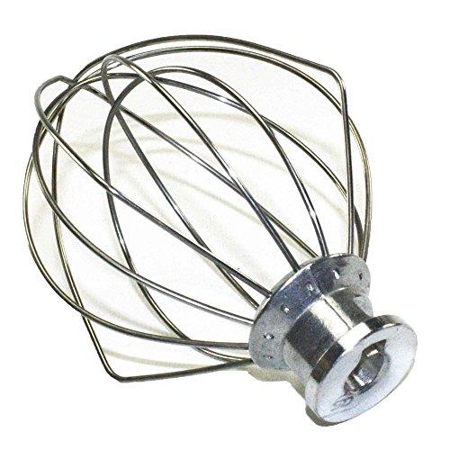 Supplying Demand K45WW Mixer Whip Compatible With KitchenAid Mixers KSM150 KSM90 by Supplying Demand